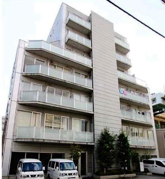 東京都江東区、潮見駅徒歩27分の築13年 8階建の賃貸マンション
