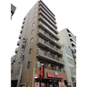 東京都中央区、水天宮前駅徒歩4分の築17年 10階建の賃貸マンション
