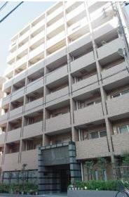東京都中央区、築地駅徒歩18分の築12年 9階建の賃貸マンション
