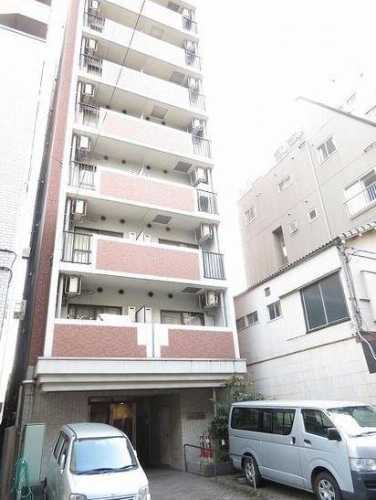 東京都墨田区、浅草橋駅徒歩12分の築15年 12階建の賃貸マンション