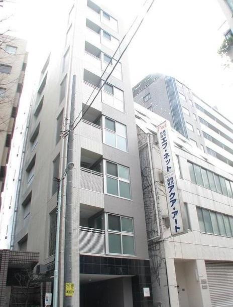 東京都中央区、水天宮前駅徒歩7分の築4年 8階建の賃貸マンション