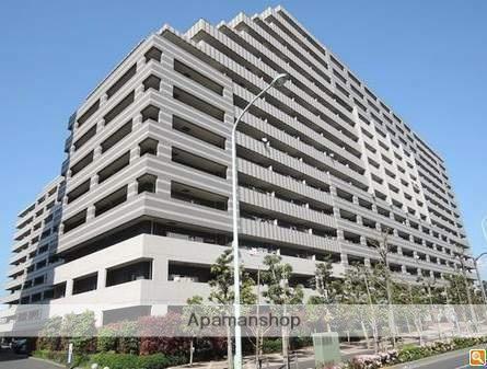 東京都江東区、南砂町駅徒歩6分の築13年 15階建の賃貸マンション