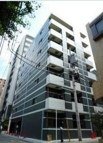 東京都中央区、八丁堀駅徒歩4分の築4年 7階建の賃貸マンション