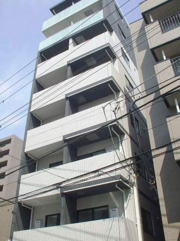 東京都江東区、東陽町駅徒歩10分の築2年 8階建の賃貸マンション