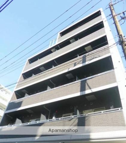 東京都江東区、潮見駅徒歩27分の築2年 6階建の賃貸マンション