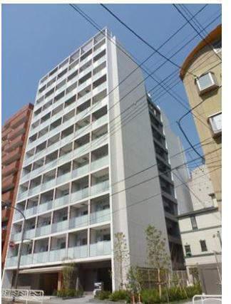 東京都江東区、越中島駅徒歩13分の築3年 13階建の賃貸マンション