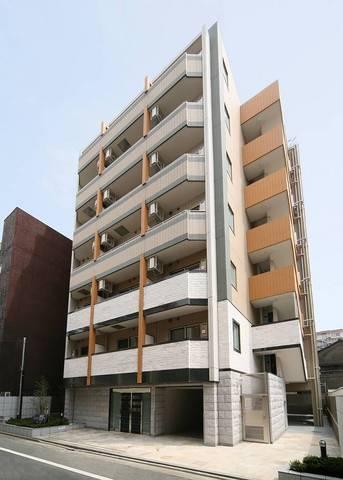 東京都墨田区、両国駅徒歩14分の築9年 7階建の賃貸マンション