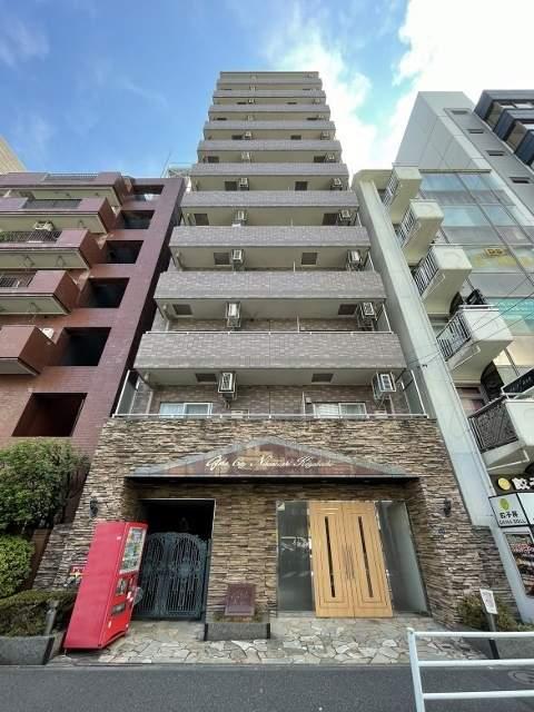 東京都中央区、人形町駅徒歩7分の築12年 12階建の賃貸マンション