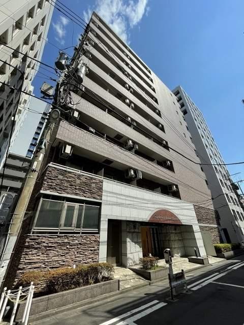 東京都中央区、三越前駅徒歩6分の築13年 10階建の賃貸マンション