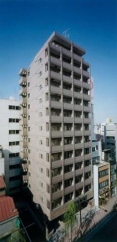 東京都中央区、東日本橋駅徒歩7分の築12年 13階建の賃貸マンション