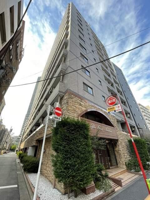 東京都中央区、水天宮前駅徒歩4分の築12年 13階建の賃貸マンション