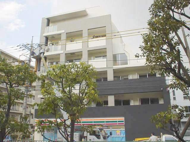 東京都江東区、門前仲町駅徒歩7分の築12年 6階建の賃貸マンション