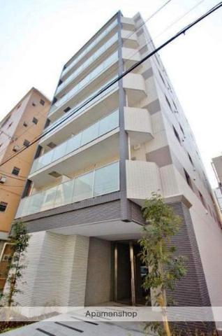 東京都江東区、門前仲町駅徒歩7分の築2年 7階建の賃貸マンション