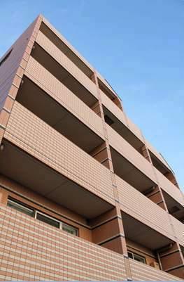 東京都江東区、辰巳駅徒歩14分の築6年 5階建の賃貸マンション