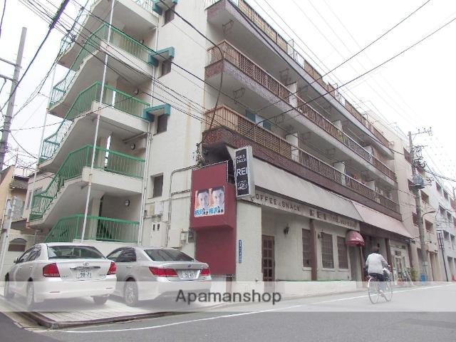 東京都江東区、越中島駅徒歩13分の築44年 4階建の賃貸マンション
