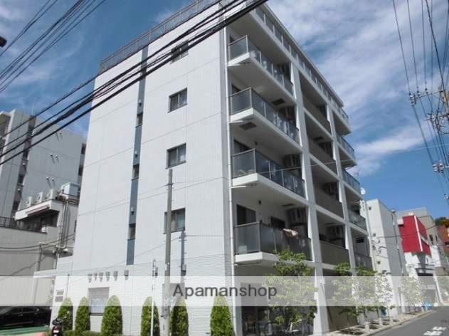 東京都江東区、錦糸町駅徒歩8分の築5年 6階建の賃貸マンション