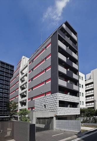 東京都江東区、門前仲町駅徒歩9分の築6年 9階建の賃貸マンション