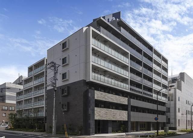 東京都江東区、門前仲町駅徒歩7分の築1年 8階建の賃貸マンション