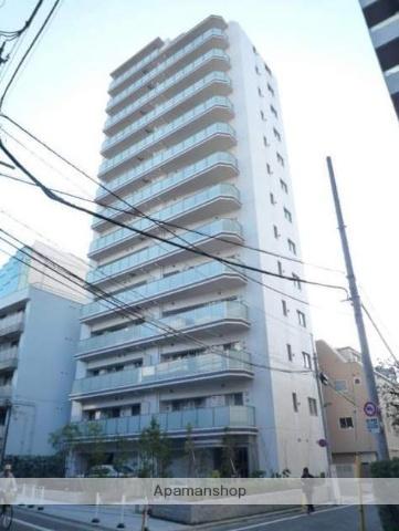 東京都江東区、門前仲町駅徒歩14分の築3年 10階建の賃貸マンション
