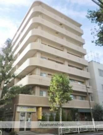 東京都江東区、木場駅徒歩16分の築15年 8階建の賃貸マンション