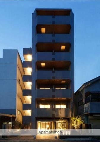 東京都墨田区、森下駅徒歩4分の築2年 7階建の賃貸マンション