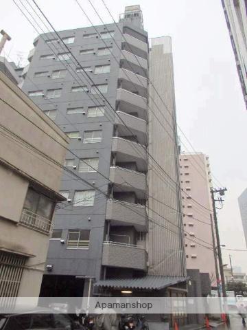 東京都江東区、越中島駅徒歩15分の築38年 10階建の賃貸マンション