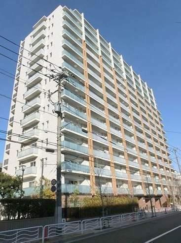 東京都江東区、潮見駅徒歩16分の築4年 15階建の賃貸マンション