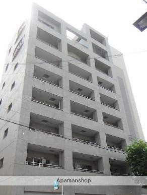 東京都江東区、両国駅徒歩12分の築3年 9階建の賃貸マンション