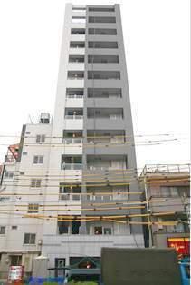 東京都江東区、錦糸町駅徒歩12分の築7年 13階建の賃貸マンション