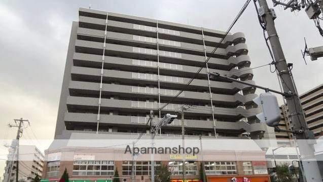 東京都江東区、潮見駅徒歩3分の築17年 12階建の賃貸マンション