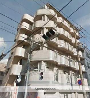 東京都江東区、木場駅徒歩15分の築27年 6階建の賃貸マンション
