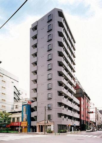 東京都中央区、水天宮前駅徒歩6分の築16年 12階建の賃貸マンション