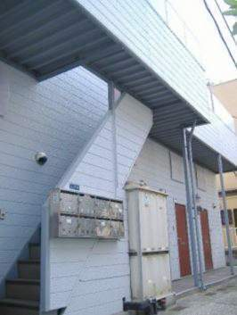 東京都江東区、錦糸町駅徒歩15分の築31年 2階建の賃貸アパート