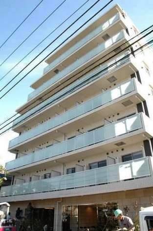 東京都江東区、潮見駅徒歩18分の築9年 7階建の賃貸マンション