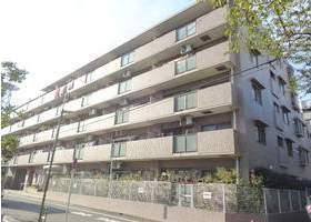 東京都江東区、亀戸駅徒歩6分の築20年 5階建の賃貸マンション