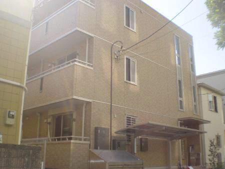東京都江東区、東陽町駅徒歩29分の築7年 3階建の賃貸アパート