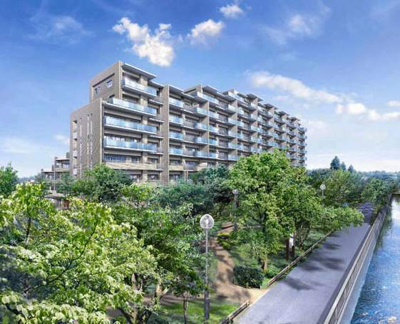 東京都江東区、木場駅徒歩25分の築7年 10階建の賃貸マンション