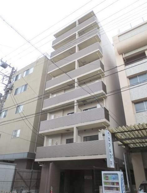 東京都江東区、水天宮前駅徒歩13分の築3年 8階建の賃貸マンション