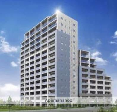 東京都江東区、潮見駅徒歩7分の築3年 15階建の賃貸マンション