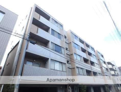 東京都墨田区、錦糸町駅徒歩13分の築26年 5階建の賃貸マンション