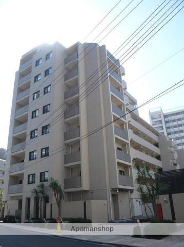 東京都江東区、越中島駅徒歩15分の築9年 10階建の賃貸マンション