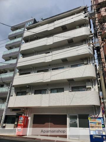 東京都墨田区、両国駅徒歩8分の築31年 7階建の賃貸マンション