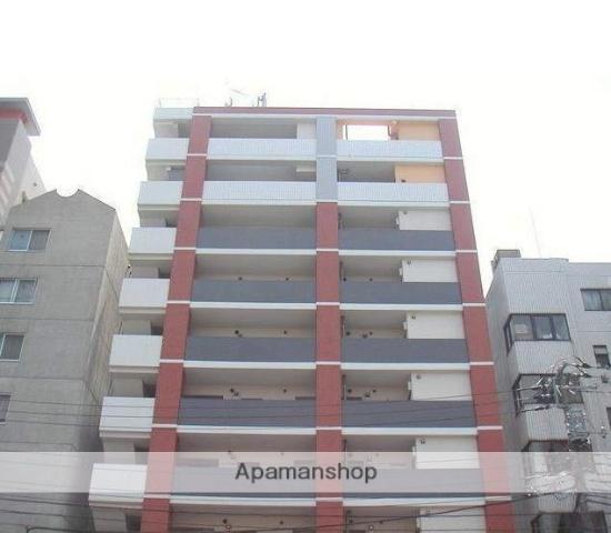 東京都江東区、清澄白河駅徒歩10分の築10年 10階建の賃貸マンション
