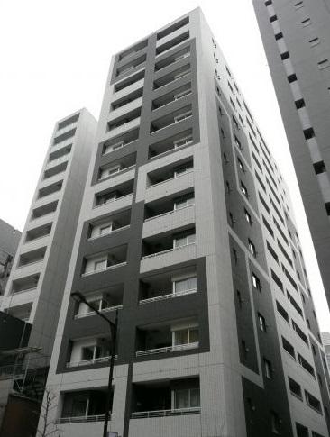 東京都中央区、八丁堀駅徒歩5分の築8年 14階建の賃貸マンション