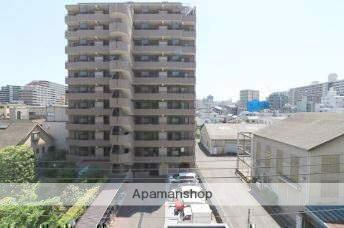 東京都江東区、住吉駅徒歩17分の築26年 9階建の賃貸マンション