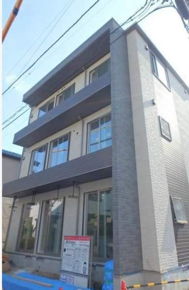 東京都江東区、門前仲町駅徒歩19分の新築 3階建の賃貸アパート