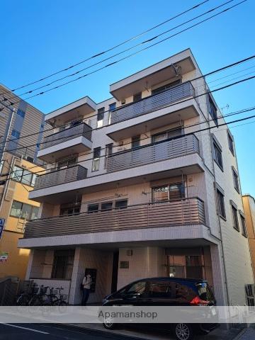 東京都墨田区、清澄白河駅徒歩12分の新築 4階建の賃貸マンション