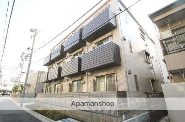 東京都江東区、南砂町駅徒歩16分の築4年 3階建の賃貸マンション