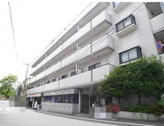 東京都江東区、越中島駅徒歩8分の築26年 5階建の賃貸マンション