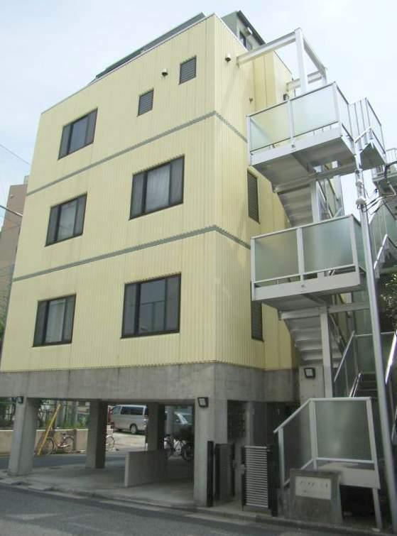 東京都江東区、越中島駅徒歩14分の築21年 5階建の賃貸マンション